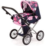 Bayer Design Poppenwagen City Star blauw