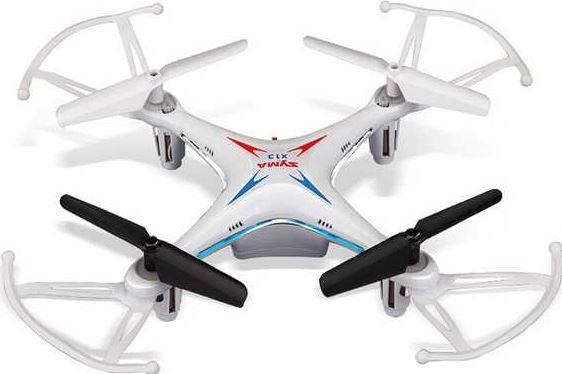 SYMA X13 Quadcopter - Drone - Wit