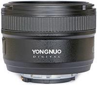YongNuo YN 50mm f/1.8 objectief Nikon