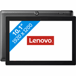 Lenovo TAB 3 10 Plus zwart / 32 GB