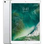 Apple Pro iPad Pro 2017 zilver / 64 GB