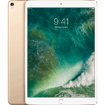 Apple Pro iPad Pro 2017 goud / 64 GB