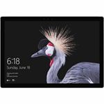 Microsoft Pro Surface Pro zwart, zilver / 128 GB