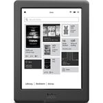 Kobo Glo HD Zwart (Refurbished) zwart