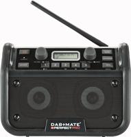 Perfectpro DMATE Digitale Bouwradio met Bluetooth