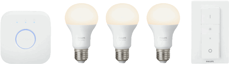 Philips Hue White Starterkit E27
