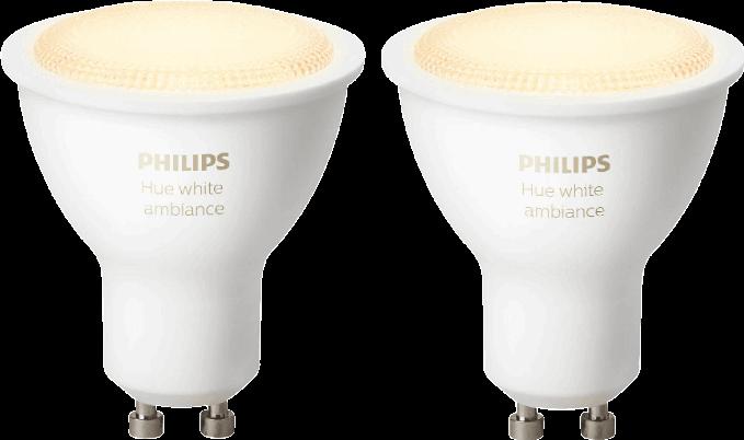 Philips Lampen Kopen : Philips zoom losse lamp gu10 duopak 8718696671184 kopen