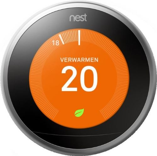 NEST Learning Thermostat 3rd gen.