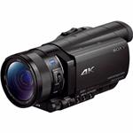 Sony FDR-AX100E zwart