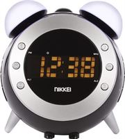 Nikkei NR280P Wekkerradio