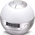 Lenco Wellness clock radio CRW-1