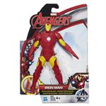 Hasbro Marvel Avengers Mighty Battlers actiefiguren