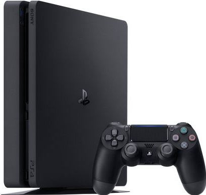 Sony PlayStation 4 Slim 500 GB zwart