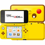Nintendo New 2DS XL - Pikachu Edition geel