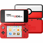 Nintendo New 2DS XL - Pokéball Edition rood, wit