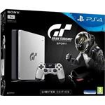 Sony Play Station 4 Slim 1 TB Gran Turismo Sport Wit