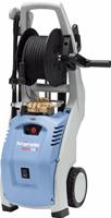 Kränzle K 1050 TST hogedrukreiniger met onderstel, wielen en haspel 130 Bar 450L/U