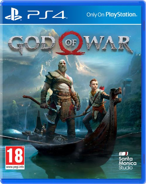 Sony God of War (2018)