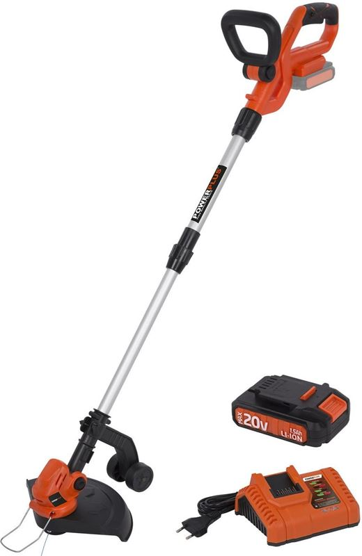 Powerplus accu grastrimmer powdpg7542