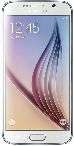Samsung Galaxy S6 32 GB / wit