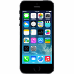 FORZA refurbished Apple iPhone 5S Zwart 16gb - A grade zwart / 16 GB / refurbished