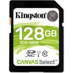 Kingston Canvas Select