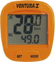 Ventura fietscomputer X Oranje 244553