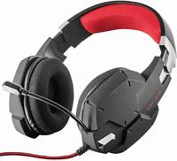 Trust GXT 322 Carus - Gaming Headset voor PS4 en PC - Zwart