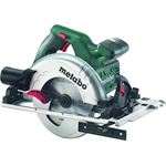 Metabo KS 55 FS Cirkelzaag in koffer & geleiderail in tas - 1200W - 160mm
