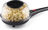 Trebs 99344 2 in 1 popcorn and pancakemaker