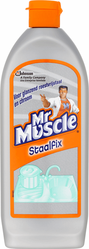Mr Muscle Muscle Staalfix 200ml