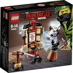 lego Ninjago Spinjitzu training 70606