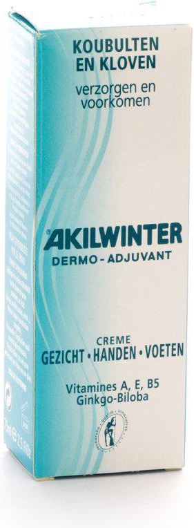 Akileine Akilwinter Creme 75ml