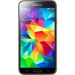 Samsung Galaxy S5 goud / 16 GB