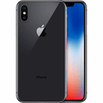 Apple iPhone X grijs / 256 GB