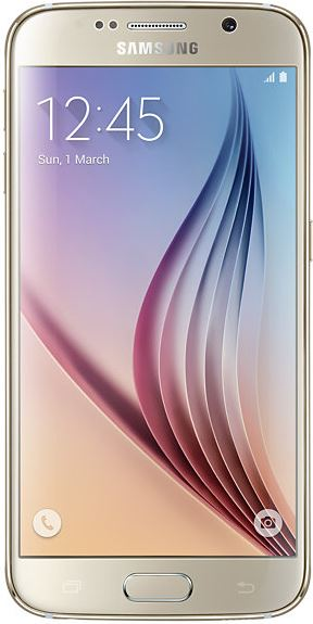 Samsung Galaxy S6 32 GB / goud