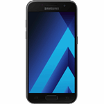Samsung Galaxy A3 (2017) zwart / 16 GB