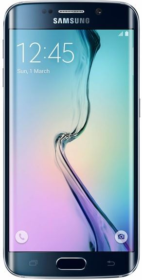 Samsung Galaxy S6 edge 32 GB / zwart