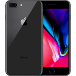 Apple iPhone 8 Plus 64 GB / grijs