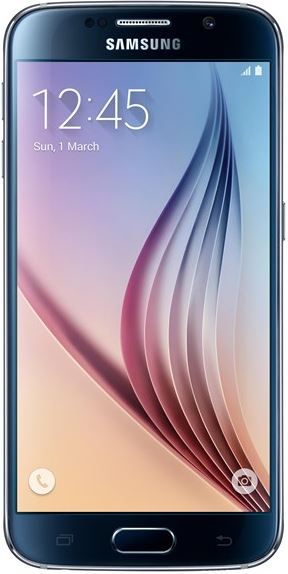 Samsung Galaxy S6 32 GB / zwart