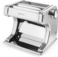Hendi Pastamachine Elekrtisch 170mm   Dikte Instelbaar 0 2 tot 2 5mm