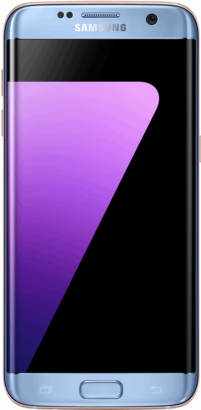 Samsung Galaxy S7 edge 32 GB / blauw