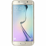 Samsung Galaxy S6 edge goud / 32 GB