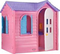 little tikes Country Cottage Roze Speelhuisje