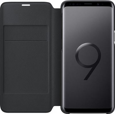 the latest 6444e 0aaff Samsung Galaxy S9 Plus Led View Cover Zwart voor Galaxy S9 Plus zwart |  Prijzen vergelijken | Kieskeurig.nl