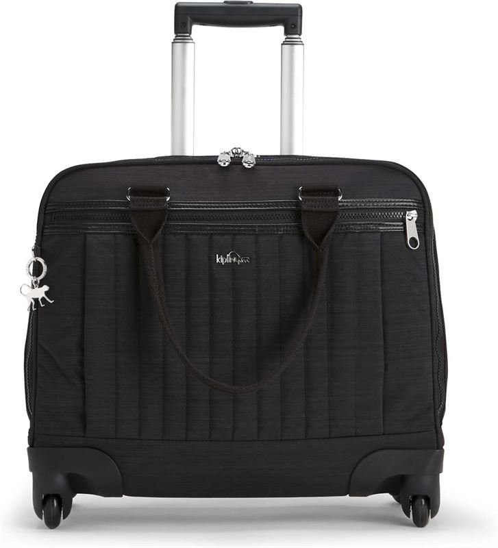 Kipling Netsia Laptoptrolley Dazz Black