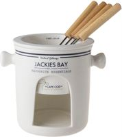 Jackies Bay fondueset