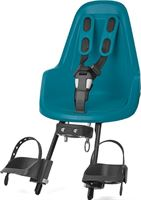 Bobike One Mini - Fietsstoeltje Voorzitje - Bahama Blue