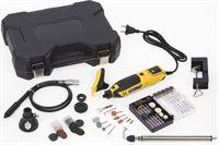 Powerplus POWX1341 Multitool - Oscillerend - 200W - Incl. 126 accessoires en opbergkoffer
