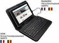 Tablethoes met toetsenbord vergelijken en kopen | Kieskeurig.nl